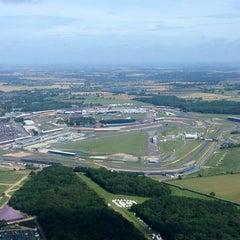 Photo taken at Silverstone Circuit by Robert D. on 9/1/2013