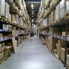 Photo taken at IKEA by Brice S. on 9/22/2012