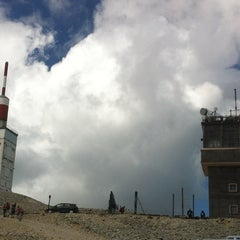 Photo taken at Mont Ventoux by Ivo V. on 5/30/2014