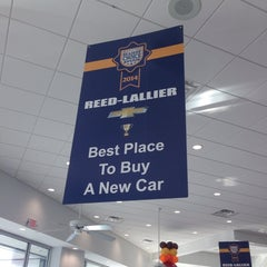 Photo taken at Reed-Lallier Chevrolet by Terry M. on 10/31/2014
