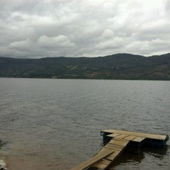 Photo taken at Embalse de Guatavita by Diego V. on 9/18/2012