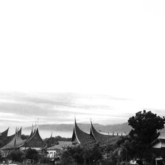 Photo taken at GOR H. Agus Salim by Ifan H. on 5/22/2014