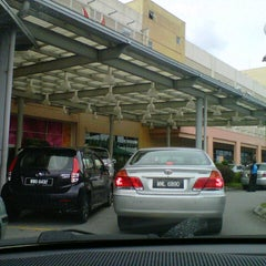 Photo taken at AEON Cheras Selatan Shopping Centre by Atiqa A. on 12/23/2012