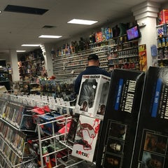 Photo taken at Toy Vault (Warwick Mall) by Milo d. on 11/12/2014