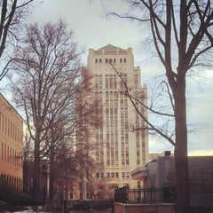 Photo taken at Atlanta City Hall by Friar F. on 2/4/2013