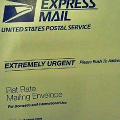 Photo taken at US Post Office - Inglewood by Django💈 on 10/29/2012