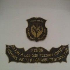 Photo taken at Convento de las Hermanas Misioneras Eucarísticas by Oscar B. on 8/26/2012