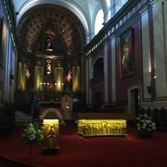 Photo taken at Catedral Metropolitana by Tuba J. on 10/30/2012