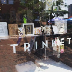 Photo taken at Trinket by Domestica h. on 7/12/2015