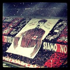 "Photo taken at Stadio San Siro ""Giuseppe Meazza"" by Marco C. on 2/20/2013"
