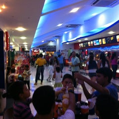 Photo taken at Cine Multiplex Villacentro by Nana P. on 1/23/2013