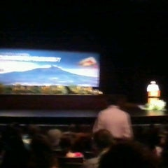 """Photo taken at Teatro Universitario """"Cnel. Pedro Torres Ortíz"""" by Luxita on 11/19/2012"""