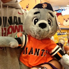 Photo taken at Build-A-Bear Workshop by Andre on 2/2/2013