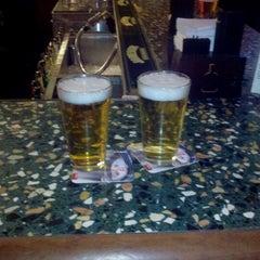 Photo taken at James Hoban's Irish Restaurant & Bar by Vivica H. on 10/16/2012