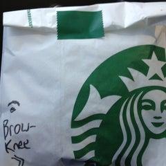Photo taken at Starbucks by Jamie K. on 10/14/2012