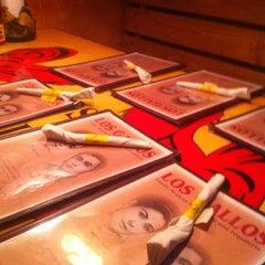 Photo taken at Los Gallos Mexican Restaurant by Wayne U. on 12/28/2012