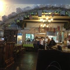 Photo taken at Taverna dos Piratas by Cátia R. on 3/24/2013