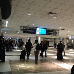 Photo taken at Gate B19 by M Z. on 1/21/2013
