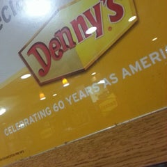 Photo taken at Denny's by Chris B. on 5/23/2013