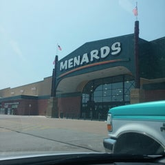 Photo taken at Menards by Riley E. on 8/2/2014