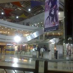 Photo taken at Inorbit Mall by Ankeet D. on 12/7/2012