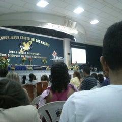 Photo taken at Igreja da Paz by Fabrícia S. on 3/24/2013