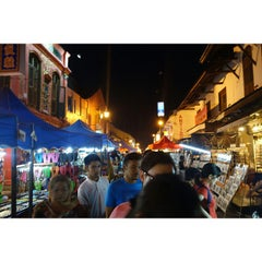 Photo taken at Malacca (Melaka) by Ikimono Gakari on 8/24/2014