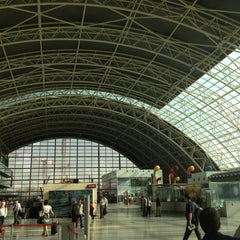 Photo taken at İzmir Adnan Menderes Airport (ADB) by Serhat T. on 5/2/2013