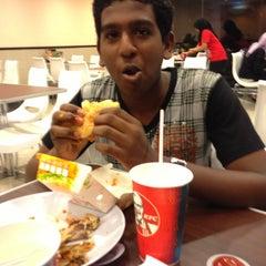 Photo taken at KFC by prithivy J. on 4/20/2013