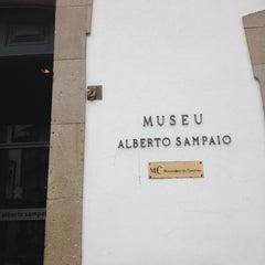 Photo taken at Museu Alberto Sampaio by Ekaterina T. on 5/7/2013