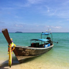 Photo taken at Phi Phi Island Village by Léti M. on 10/31/2012