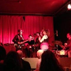 Photo taken at Matt & Phreds Jazz Club by Paul E. on 2/2/2013