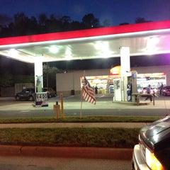 Photo taken at Exxon by Alex T. on 5/13/2013