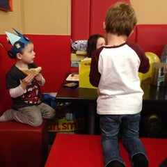 Photo taken at Funville speellounge by Stephen M. on 1/4/2014