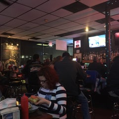Photo taken at Wing King by V D. on 11/29/2015