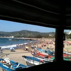 Photo taken at Empanadas Banana by Cristian M. on 11/3/2012