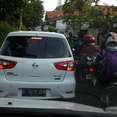 Photo taken at Jl Lebak Bulus 3 by Tasya G. on 5/14/2014
