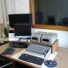 Photo taken at RBS Rádios by César M. on 5/8/2014