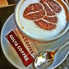 Photo taken at Costa Coffee by Bhaarath M. on 1/13/2013