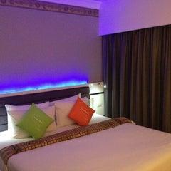 Photo taken at C&N Hotel Phuket by Tufan O. on 10/20/2013