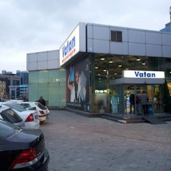 Photo taken at Vatan Bilgisayar by Barbaros Y. on 11/17/2012
