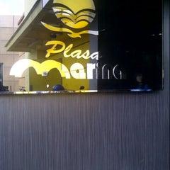 Photo taken at Plasa Marina by Halifah on 3/15/2013