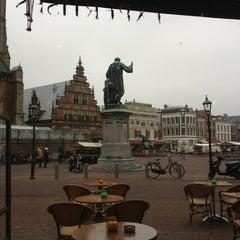 Photo taken at Haarlem by Naomi T. on 2/25/2013