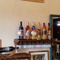 Photo taken at Volcano Winery by David V. on 11/9/2012