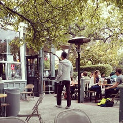 Photo taken at Caffe Strada by Johannes E. on 5/5/2013