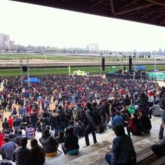 Photo taken at Club Hípico de Santiago by Javier R. on 5/12/2013