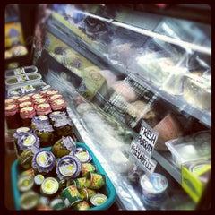 Photo taken at Roma Market Italian Deli by Marie H. on 11/30/2012