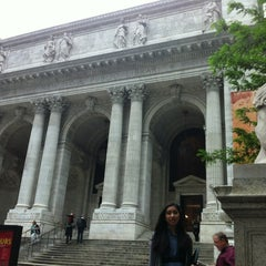 Photo taken at New York Public Library - Grand Central by Kate N. on 5/24/2013
