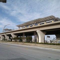 Photo taken at Royal Lane Station (DART Rail) by Supote M. on 2/22/2013