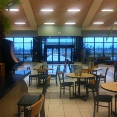 Photo taken at Northwest Florida Beaches International Airport (ECP) by Isaac H. on 2/22/2013